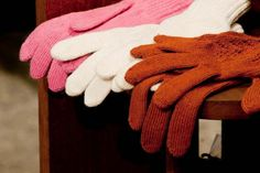Today is the day for a pair of these Alpaca Passion Gloves