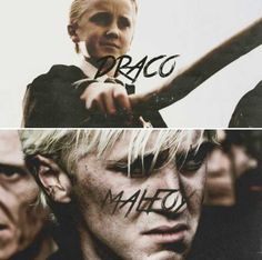 Draco Malfoy EVERY TIME YOU CRY IT MAKES ME WANT TO CRY.