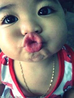 Babykuss #Elternglück #Mutterglück
