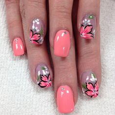 "GET POLISHED WITH US! on Instagram: ""Loving this colour on this flower """