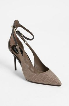 6f3f2c1705e B Brian Atwood  Marella  Pump available at  Nordstrom Ankle Strap Shoes