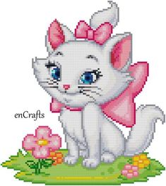 Thrilling Designing Your Own Cross Stitch Embroidery Patterns Ideas. Exhilarating Designing Your Own Cross Stitch Embroidery Patterns Ideas. Just Cross Stitch, Cross Stitch Heart, Beaded Cross Stitch, Cross Stitch Embroidery, Embroidery Patterns, Hand Embroidery, Patchwork Disney, Disney Quilt, Cat Cross Stitches