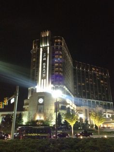 MGM Grand Detroit Casino & Hotel. Just went to an awesome penthouse party there : )