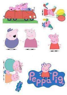 Ideias para Festa Peppa pig