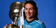Dublin's Sinead Aherne is pleased with the level of belief the team has developed