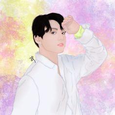 #JUNGKOOK #BTS #btsfanart #kpopfanart #kpop #digitalpainting #digital #painting #digitalart #jeonjungkook #fanart Bts, Kpop Fanart, Anime, Instagram, Cartoon Movies, Anime Music, Animation, Anime Shows