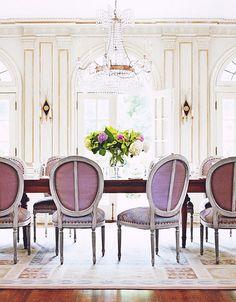 {design & décor | colour inspiration : smokey violet & dusky lavender} | Flickr - Photo Sharing!