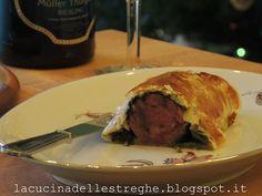Cotechino in crosta Terra, Beef, Food, Meat, Essen, Meals, Yemek, Eten, Steak