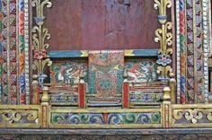 Digital Tibetan Buddhist Altar: Tibetan Altar, Tibetan Shrine, Tibetan Choshom