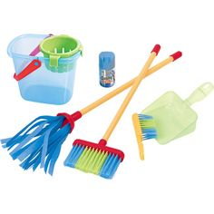Fun Club Housekeeping Play Set