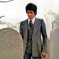 Bruce Lee, Double Breasted Suit, Suit Jacket, Blazer, Suits, Jackets, Fashion, Rare Photos, Down Jackets