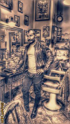 Cerebro_beard #fatherandson #nunzio #Andrea