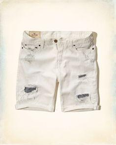 98b309e5e6 Guys Hollister Classic Fit Denim Shorts | Guys Jeans & Bottoms |  HollisterCo.com