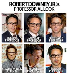 Anyone ever take a class with Professor Downey, Jr.?