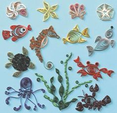 Under the Sea Quilling Kit  http://www.customquillingbydenise.com/shop/undertheseaquillingkitqc410-p-442.html