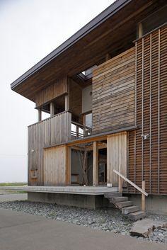 House of Okawa design Takehara Yoshiji