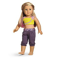American Girl® Clothing: Isabelle's Mix & Match Outfit for Dolls # 5
