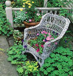 стол-градина