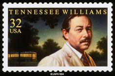 My Favorite Playwright: Tennessee Williams