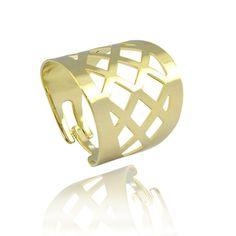 ANEL REGULÁVEL XADREZ  PRIETA JOIAS ® www.prietajoias.c... Estilo e elegância para todas as ocasiões. Compre online semijoias finas de excelente qualidade e muito bom gosto. #prietajoias #joia #fashion #gold #ouro #brincoslindos #joiasdeluxo #semijoiasfinas #estilo #queremostudo #sopedir #acessorios #amamos #instamoda #euquero #jewels #accessory #jewelrydesign #shoponline #fashiondesign #fashionlover #likes #rings #anel #fashiondesigner #boho #bohemian #joias #outubrorosa