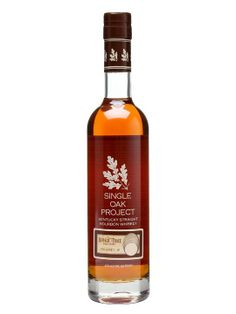 The Buffalo Trace Single Oak Project is one of the most ambitious releases of whiskey that we've ever seen. 192 different whiskies each made by varying 7 of the elements of the recipe to give a ran...