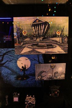 "The Art of ""The Nightmare Before Christmas"""