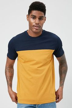 Forever 21 is the authority on fashion & the go-to retailer for the latest trends, styles & the hottest deals. Shop dresses, tops, tees, leggings & more! Polo Shirt Design, Tee Shirt Designs, Casual Outfits, Fashion Outfits, Mens Fashion, Shirt Embroidery, Street Look, Mens Clothing Styles, Indian Wear