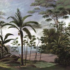 Paysages colorés - Bali couleur - L450xH245cm - ultra mat - 5 lés de 90cm