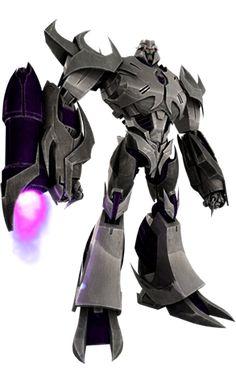 Megatron (Transformers Prime)