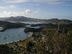 English Harbour and Falmouth Harbour