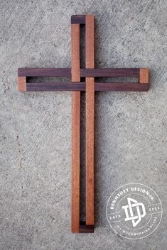 Seven DIY Cross Designs I've bundled seven of my popular cross woodworking plans together and discounted them so now you can buy seven plans for the price of four! All seven of these cross plans are s Popular Woodworking, Fine Woodworking, Woodworking Crafts, Woodworking Workbench, Garage Workbench, Woodworking Skills, Woodworking Tutorials, Unity Cross, Wood Shop Projects