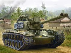 Post with 0 votes and 2323 views. Military Guns, Military Weapons, Military History, Military Vehicles, Patton Tank, M48, Military Drawings, Tank Armor, Vietnam Vets
