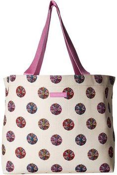 Vera Bradley - Drawstring Family Tote Tote Handbags 4f59821aac932