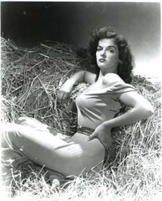 Jane Russell:Famous Hollywood Pin Up Girls of The 1940's and 1950's