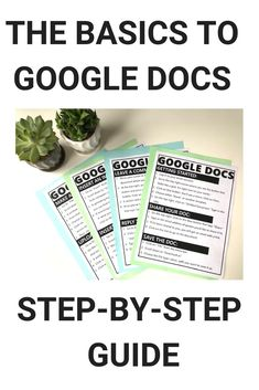 A step-by-step guide on the basics to getting started on Google Docs. Includes 4 handouts on how to insert images and tables, save, share and make a copy and so on. Handouts are followed by two interactive practice activities students can do independently or in small groups. Interactive Activities, Math Resources, Classroom Resources, Interactive Design, Academic Essay Writing, Essay Writing Tips, Teaching Philosophy, Philosophy Of Education, High School Writing