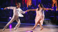 Ricky Lake did awesome on DWTS!