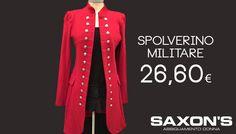 Spolverino militare #shopping #glamour #cclaromanina