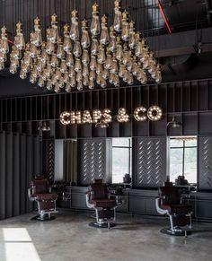 Chaps & Co Barbershop JLT. Dubai
