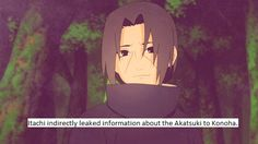 Actually, he did on purpose in order to protect the village and Sasuke.
