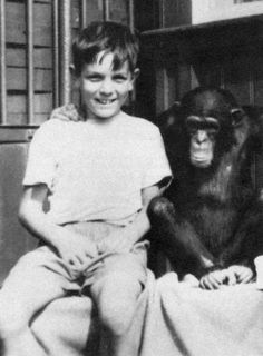 Dear Syd Barrett at a very young age, adorable <3 Rock starts: Your favorite rock stars when they were children | Dangerous Minds