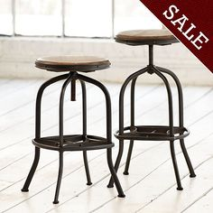 Mix and mingle with friends on a bar stool or coutner stool for any occasion! Find bar stools, kitchen stools, counter stools, bar chairs and bar furniture at Ballard Designs. Decor, Home, Furnishings, Bar Stools, Furniture, Bar Furniture, Brick Wall Bedroom, Ballard Designs, Stool