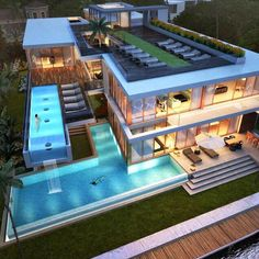 Mansion in Miami Florida