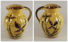 SPRINGFIELD POTTERY. A Phillip & Frannie Leach, Springfield Pottery jug. Height 23cm.
