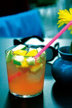 Sangria Cava Cocktail by Katrinchen from Dresden, via 500px