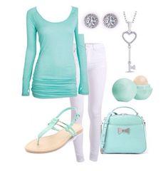 Outfit colores pastel para esta primavera.