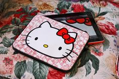 Hello Kitty iPad Cover | by Cute Cottage Overload