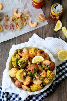 Easy New Orleans Shrimp Boil | Joy the Baker (scheduled via http://www.tailwindapp.com?utm_source=pinterest&utm_medium=twpin&utm_content=post8018894&utm_campaign=scheduler_attribution)