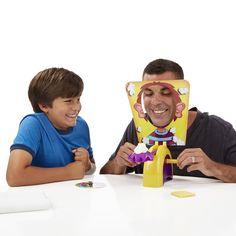 AUTOPS orangtua-anak Interaktif Jijik Menyenangkan Lucu Gadget Game Antistress Anti Stres Orangtua Anak Mainan Anak-anak Hadiah Ulang Tahun