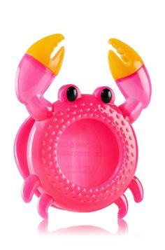 Pink Crab Scentportable Holder - Slatkin & Co. - Bath & Body Works