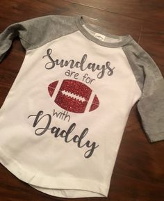 """Girls Sunday Football shirt 